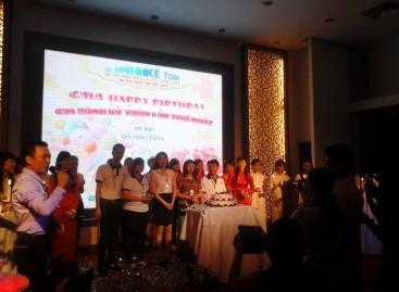 Gala sinh nhật cộng đồng Gia đình kế toán lần thứ nhất – Nơi quy tụ hơn 600 thành viên tham dự