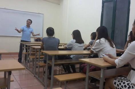 Khai giảng các lớp kế toán thực tiễn phi lợi nhuận trong cộng đồng gia đình kế toán niên khóa 2016-2017