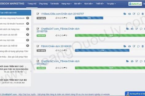 Phần mềm Facebook marketing – Nên sử dụng hay không?