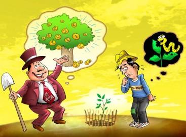9 thói quen khác nhau của người giàu và người nghèo