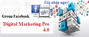 Cộng đồng những người yêu thích digital marketing pro 4.0