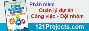 Phần mềm quản lý dự án, công việc, đội nhóm