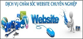 Dịch vụ quản trị nội dung website chuyên nghiệp