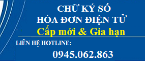 chữ ký số và hóa đơn điện tử giá rẻ
