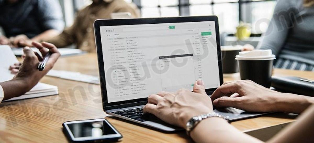 Hướng dẫn gửi email hàng loạt bằng gmail