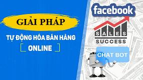 Giải pháp bán hàng tự động online