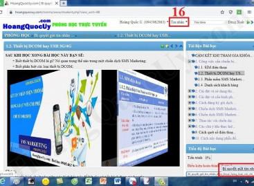 Hướng dẫn tham gia khóa học SMS Marketing chỉ từ 0đ