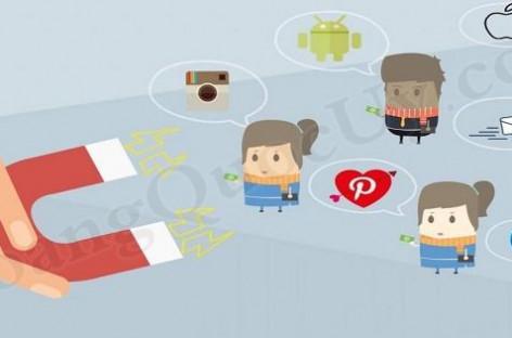 Cách thu thập thông tin khách hàng vào website